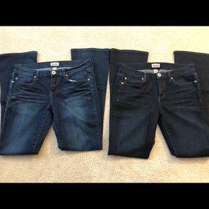 Mudd Jeans Bootcut size 11 juniors